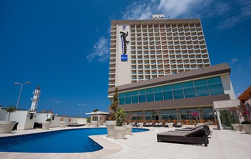 فندق المهاري راديسون طرابلس ليبيا