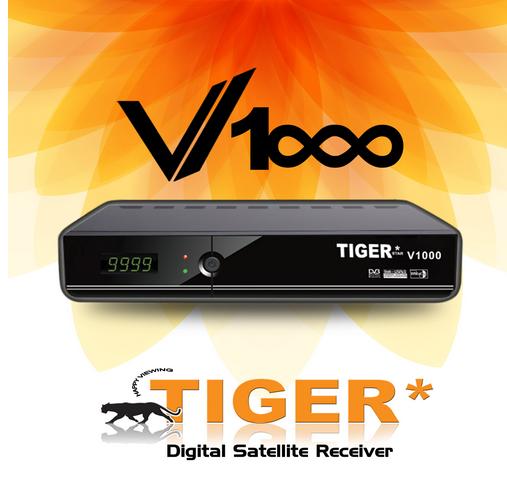 سوفتوير تايقر TIGER STAR V1000