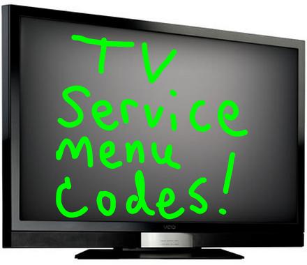 سيرفس Service Mode لمعظم أجهزة