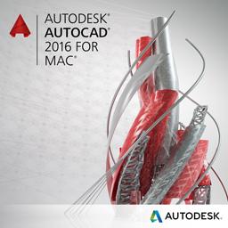 برنامج اوتوكاد 2016 لأجهزة الماك