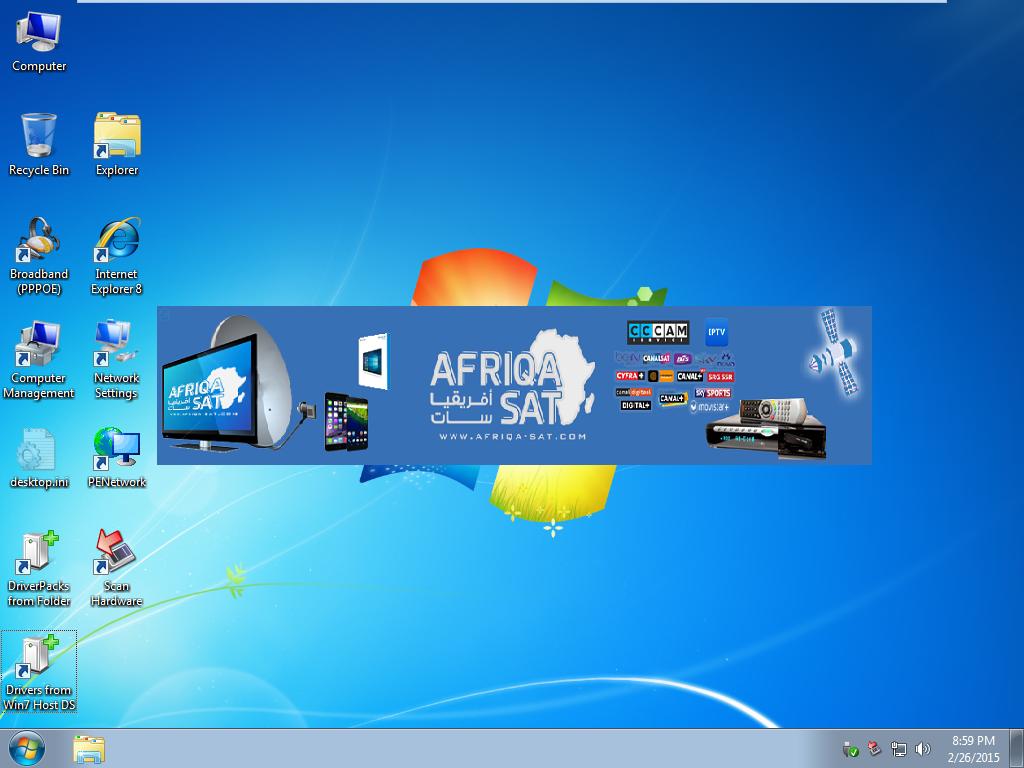 ويندوز ميني للطوارئ Mini Windows