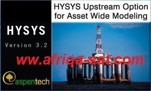 برنامج Hysys برنامج التصميم لمصانع
