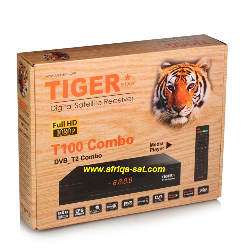 سوفتوير للتايجر tiger T100 Combo