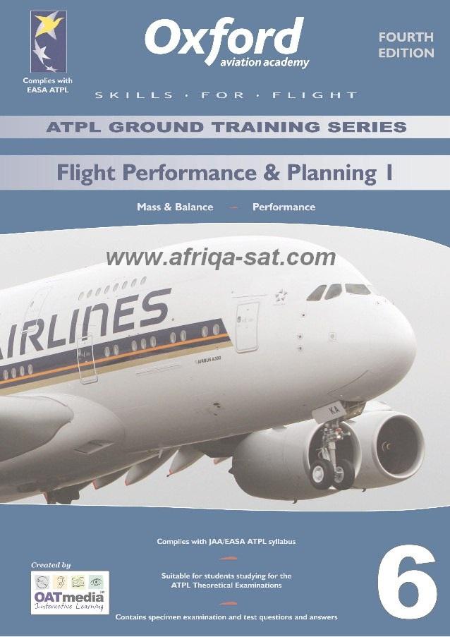Oxford Aviation Academy Flight Performance