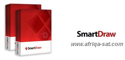 برنامج smartdraw 2013 enterprise full