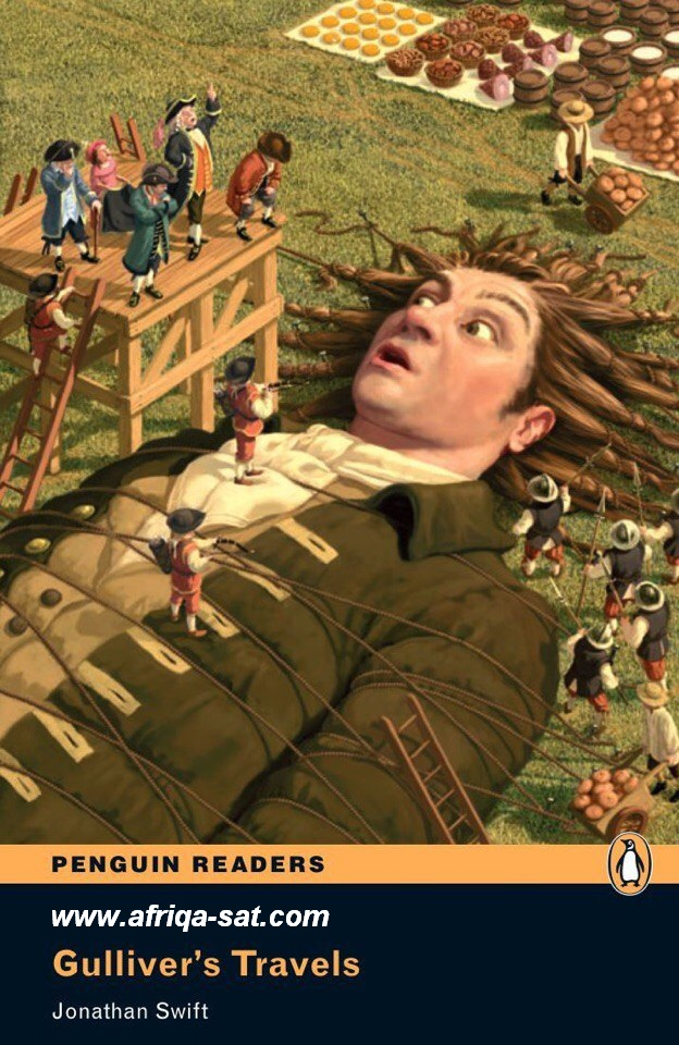 Gulliver's Travels, Penguin Readers Edition