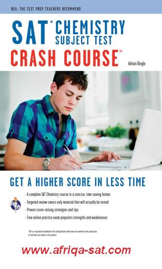 Subject Test: Chemistry Crash Course