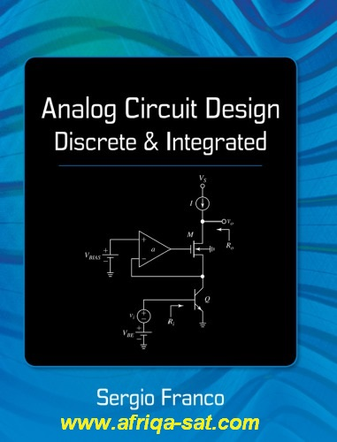 Analog Circuit Design Discrete &
