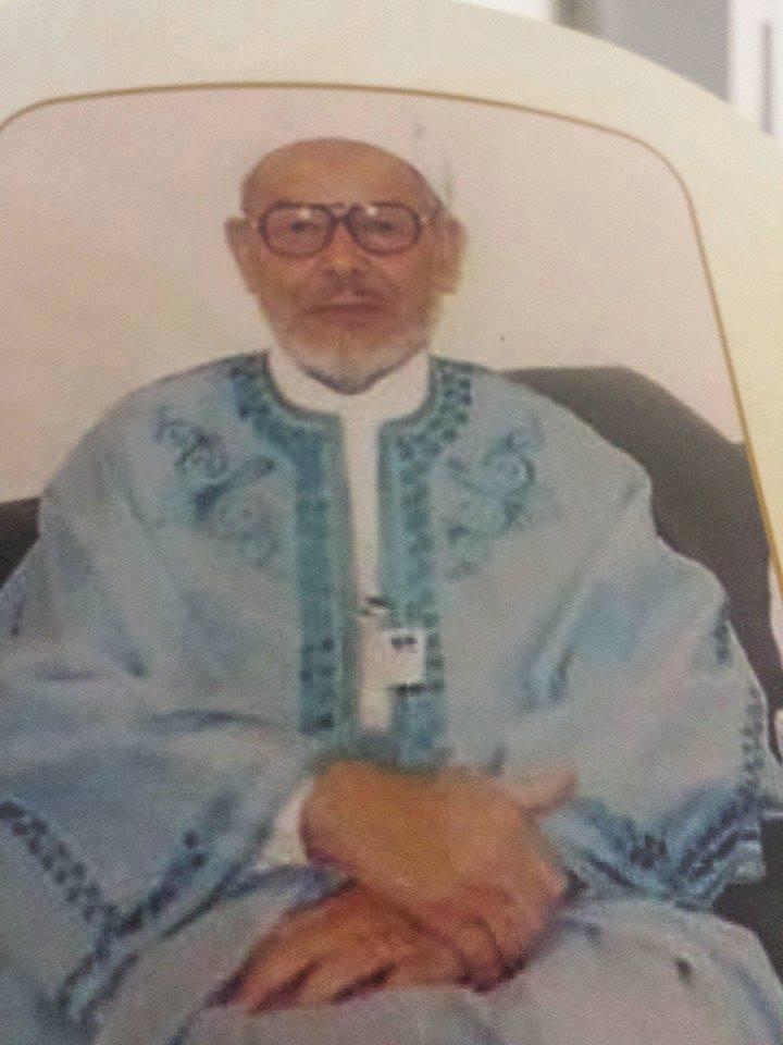 الشيخ مصطفى أحمد قشقش الله