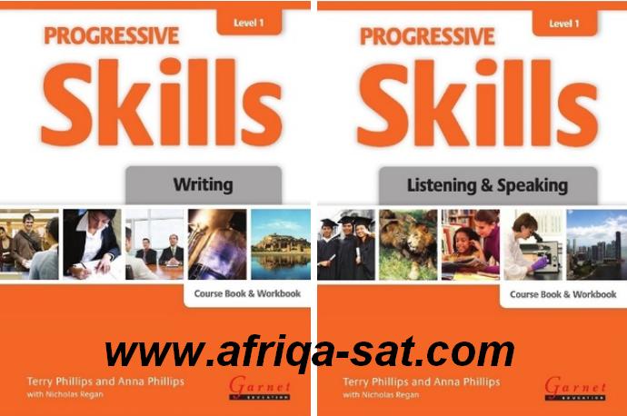Progressive Skills Writing, Listening Speaking