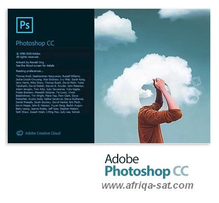برنامج فوتوشوب Adobe Photoshop 2019