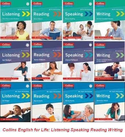 Collins English Life: Listening Speaking