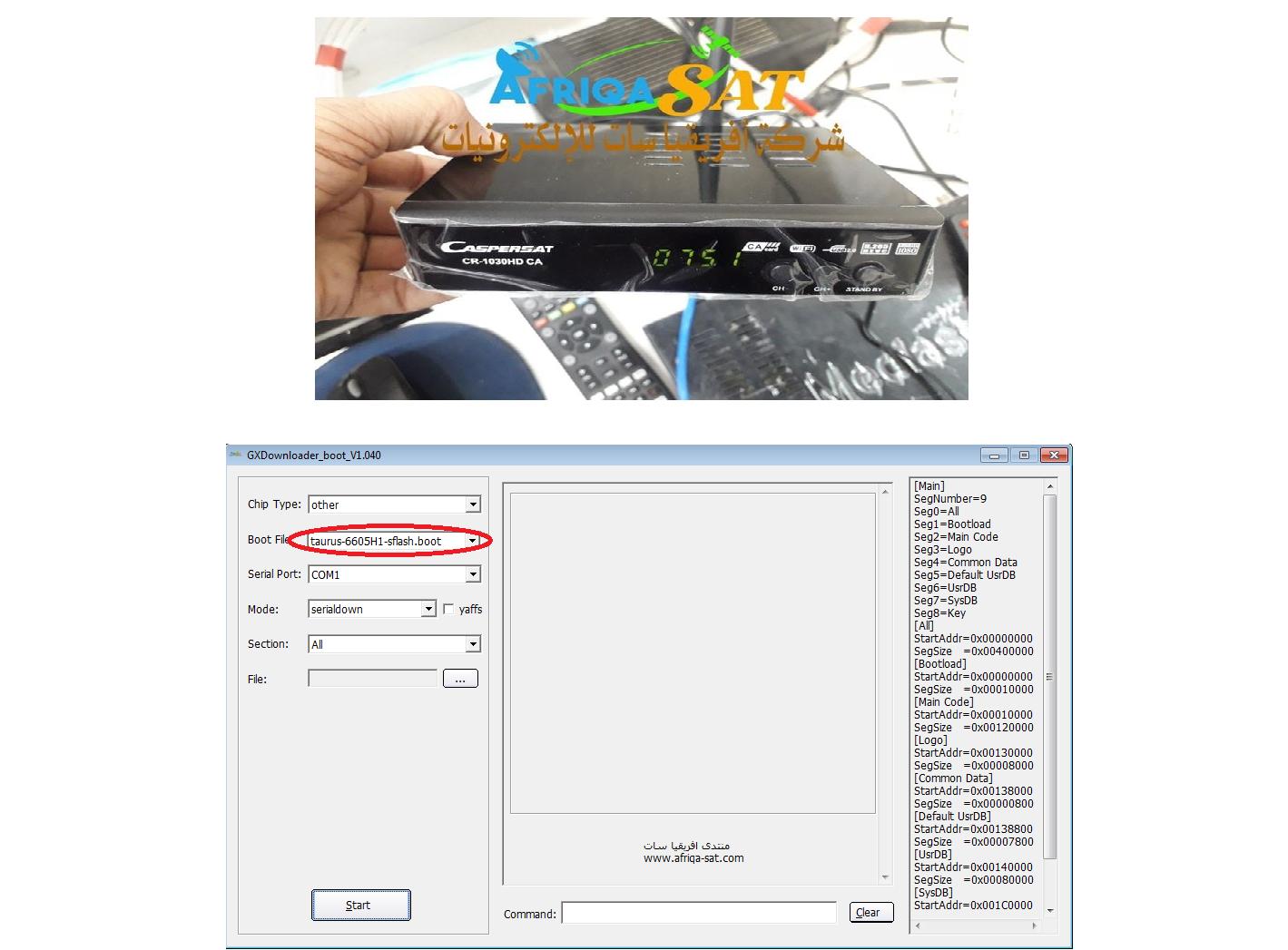 لودر كاسبر CASPER CR-1030 loader attachment.php?attac