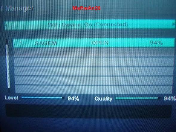 طريقة الااتصال بخاصية ال WiFi