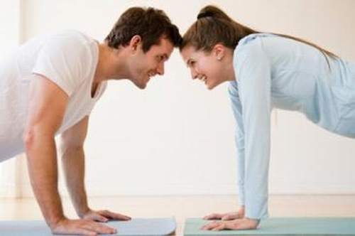 الرياضة تحسن خصوبة الرجال