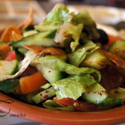 الخضروات تفتح الشهية