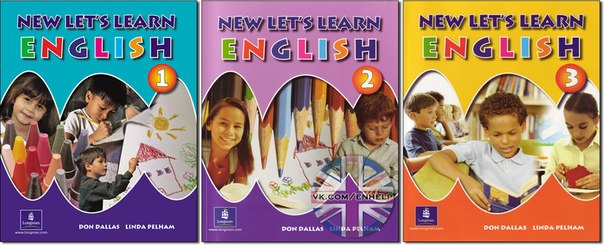 let's learn english 1,2,3