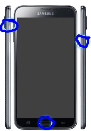 طريقة فورمات لهواتف سامسونج